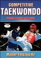 Competitive Taekwondo Cover
