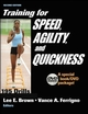 Training for Speed, Agility, and Quickness-2nd Edition Cover