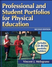 Professional and Student Portfolios for Physical Education-2nd Edition