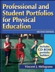 Professional and Student Portfolios for Physical Education-2nd Edition Cover