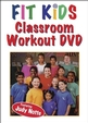 Fit Kids Classroom Workout DVD Cover