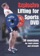 Explosive Lifting for Sports DVD Cover
