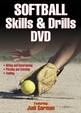 Softball Skills & Drills DVD Cover