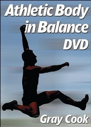 Athletic Body in Balance DVD