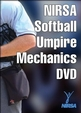 NIRSA Softball Umpire Mechanics DVD Cover