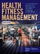 Health Fitness Management-2nd Edition Cover