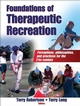 Foundations of Therapeutic Recreation Cover