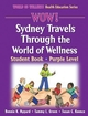 WOW! Sydney Travels Through the World of Wellness-Purple Level-Hardback Cover