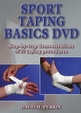 View a demonstration of ankle taping