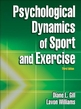 Psychological Dynamics of Sport and Exercise-3rd Edition Cover