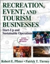 Recreation, Event, and Tourism Businesses With Web Resources