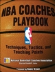 NBA Coaches Playbook Cover