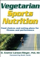 Vegetarian Sports Nutrition Cover