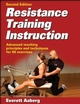 Resistance Training Instruction-2nd Edition Cover