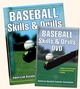 Baseball Skills & Drills Book/DVD Package Cover