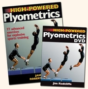High-Powered Plyometrics Book/DVD Package