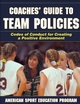 Team policies set expectations for player behavior