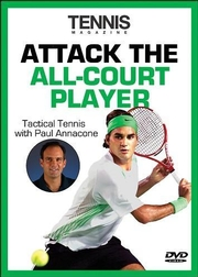 Attack the All-Court Player DVD
