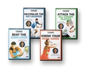 Tactical Tennis Complete Collection DVD
