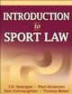 Introduction to Sport Law Cover