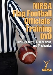 NIRSA Flag Football Officials' Training DVD