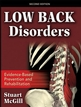 Low Back Disorders-2nd Edition Cover