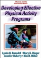 Developing Effective Physical Activity Programs Cover