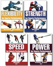 Sports Performance 4 DVD Package