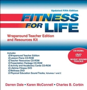 Fitness for Life Wraparound Teacher Edition and Resources Kit-Updated 5th Edition