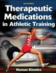 Therapeutic Medications in Athletic Training-2nd Edition Cover