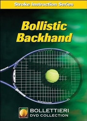 Bollistic Backhand DVD