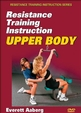Resistance Training Instruction DVD: Upper Body Cover
