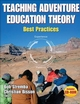Teaching Adventure Education Theory Cover