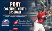 PONY Coaching Youth Baseball Online Course-PDF