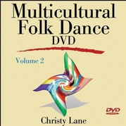 Multicultural Folk Dance DVD-Volume 2