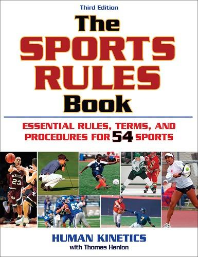 The Sports Rules Book-3rd Edition
