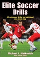 Elite Soccer Drills Cover