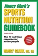 Nancy Clark's Sports Nutrition Guidebook-4th Edition Cover