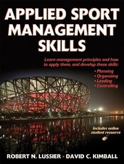 Applied Sport Management Skills With Web Resource