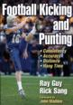 Football Kicking and Punting Cover