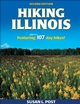 Hiking Illinois-2nd Edition Cover