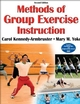 Methods of Group Exercise Instruction-2nd Edition Cover