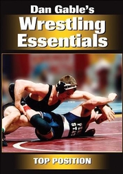 Dan Gable's Wrestling Essentials: Top Position DVD
