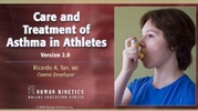 Care and Treatment of Asthma in Athletes Enhanced Online CE Course, Version 2.0