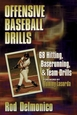 Offensive Baseball Drills Cover