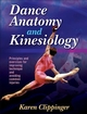 Dance Anatomy and Kinesiology Cover