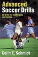 Advanced Soccer Drills Cover