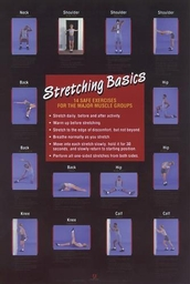 Stretching Basics Poster