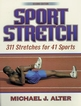 Sport Stretch-2nd Edition Cover