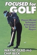 Focused for Golf Cover